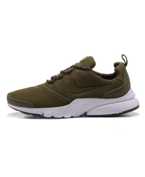 کتونی Nike Air Presto Fly Uncage Olive Black White